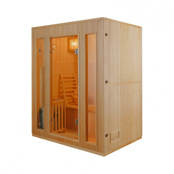 SAUNA ZEN 3 PEOPLE