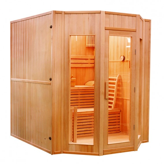 SAUNA ZEN 4 PEOPLE