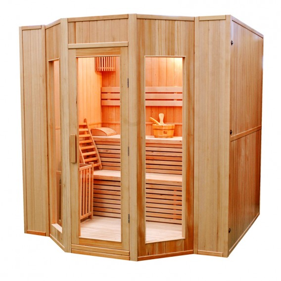 SAUNA ZEN 5 PEOPLE